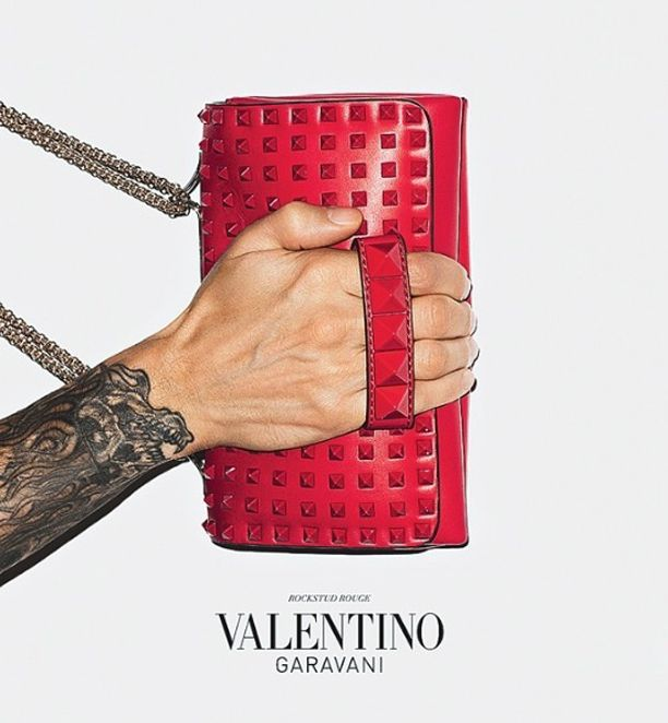 Terry Richardson | Valentino Accessories F/W 2013 Campaign