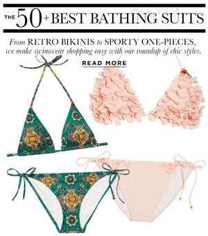 The Ultimate Guide to Summer's Best Bathing Suits