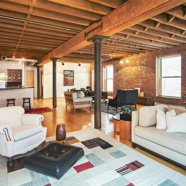 Orlando Bloom's Industrial Tribeca Loft Is For Sale