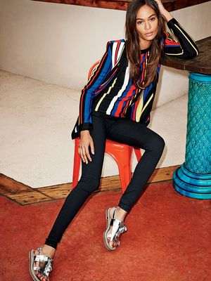 Joan Smalls Announces Her First-Ever Design Collaboration