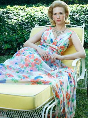 First Look: The Groovy Fashion from the Last Season of 'Mad Men'