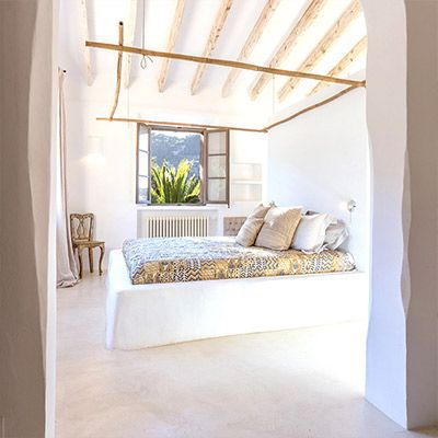 Inside an Elegant but Rustic Home in Mallorca