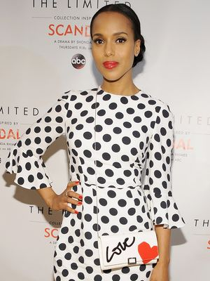 Kerry Washington's Tips to Take Your Office Wardrobe to the Next Level