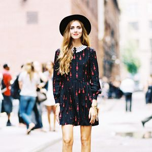 Every Way to Wear a Wide-Brim Hat This Fall