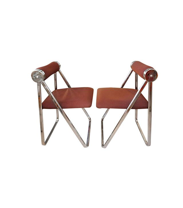 The Chicest Folding Chairs For Your Small Space Mydomaine