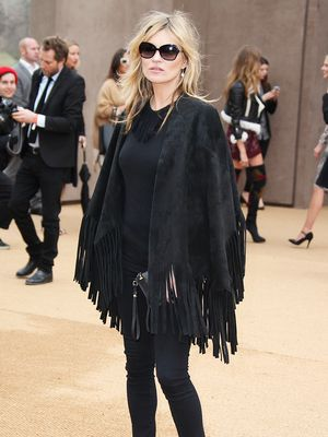 From Alexa Chung to Cara Delevingne, The Best Outfits From London Fashion Week