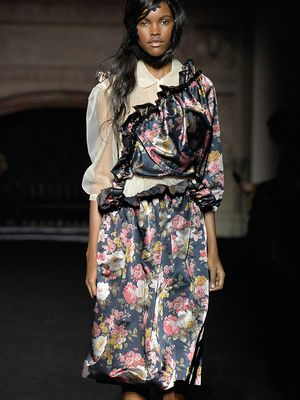 The Top 5 Looks From Simone Rocha's F/W 15 Collection