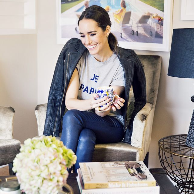 Before and After: Louise Roe's Stunning Study