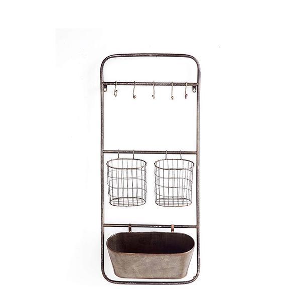 Urban Ladder Kitchen Shelf: 8 Genius Kitchen Organization Ideas