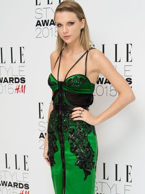 Taylor Swift's Latest Red Carpet Look Is Absolutely Stunning