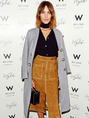 The Affordable Item Alexa Chung & Olivia Palermo Both Have in Their Closets