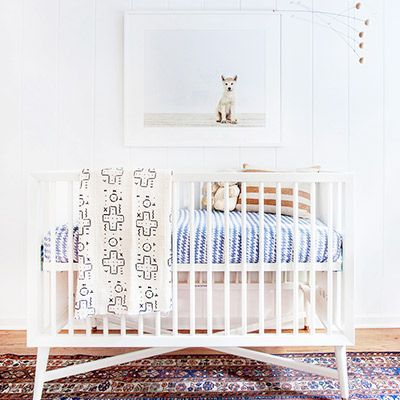 Baby on the Way? Get Inspired by These Sophisticated Nurseries