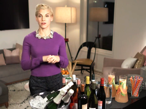 Jessica Seinfeld Shows Us How to Master the Cocktail Party