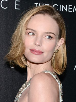 Kate Bosworth Definitely Wore a Gold Dress Last Night