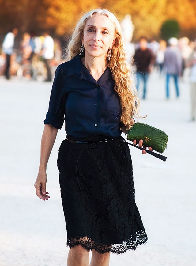 The 25 Chicest Women in Fashion, According to Style.com
