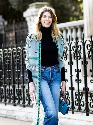 The Best Way to Layer in a Statement Piece