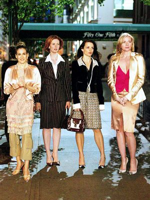What Would the 'Sex and the City' Crew Wear TODAY?