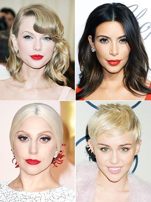 Quiz: Miley, Gaga, Taylor, or Kim—Whose Style Do You Subconsciously Admire?