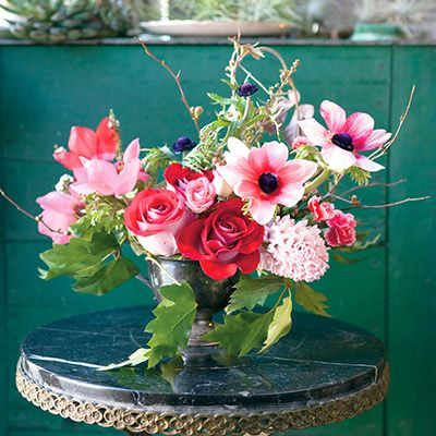 How to Make Grocery Store Flowers Look Like a Million Bucks