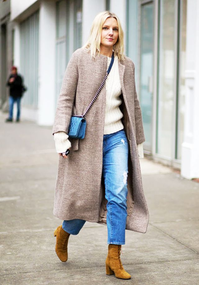 Is Tucking Your Jeans Into Boots Officially Out Of Style