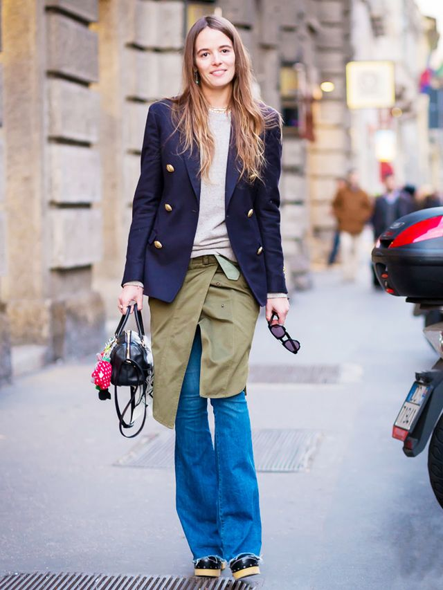 The Best Shoes to Wear With Flared Jeans
