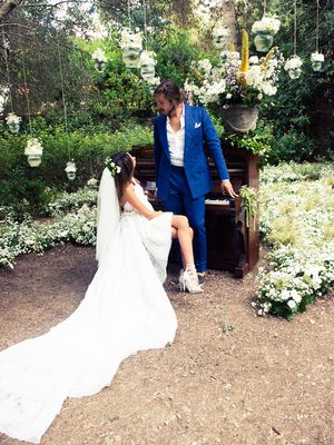 How Fashion Girls Get Married: 14 Tips For a Very Stylish Wedding