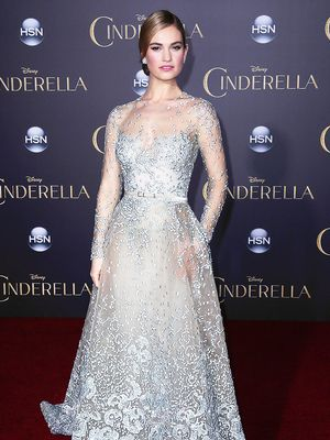 A Cinderella Story: All the Times Lily James Stunned on the Red Carpet