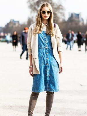 Trend Report: Denim Dresses