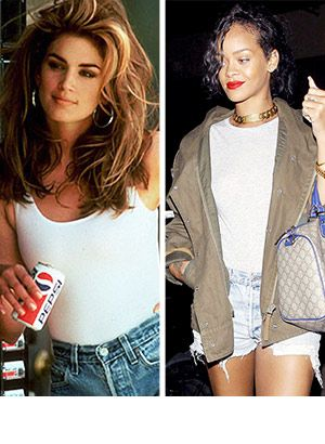 Our Favorite Denim Moments Throughout The Years