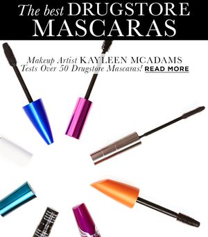 The Top Drugstore Mascaras
