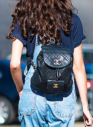 Street Style Inspiration: Stylish Backpacks