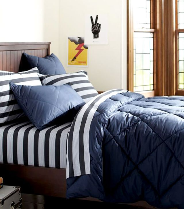 The Best Bedding For A Boy S Bedroom Mydomaine