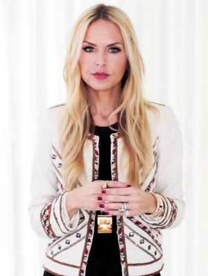A Brushless 5-Minute Makeup Look with Rachel Zoe