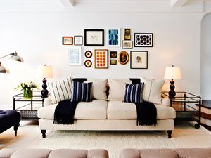 The Most Jaw-Dropping Living Room Makeovers You've Ever Seen