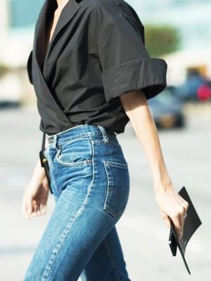 The Denim That's In and Out for Spring, According to the Experts