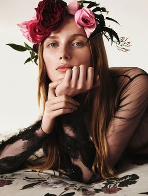 9 Drop-Dead Gorgeous Floral Dresses From The Pages Of Vogue China