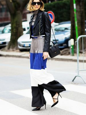 An Easy (and Incredibly Stylish) Approach to Statement Pants