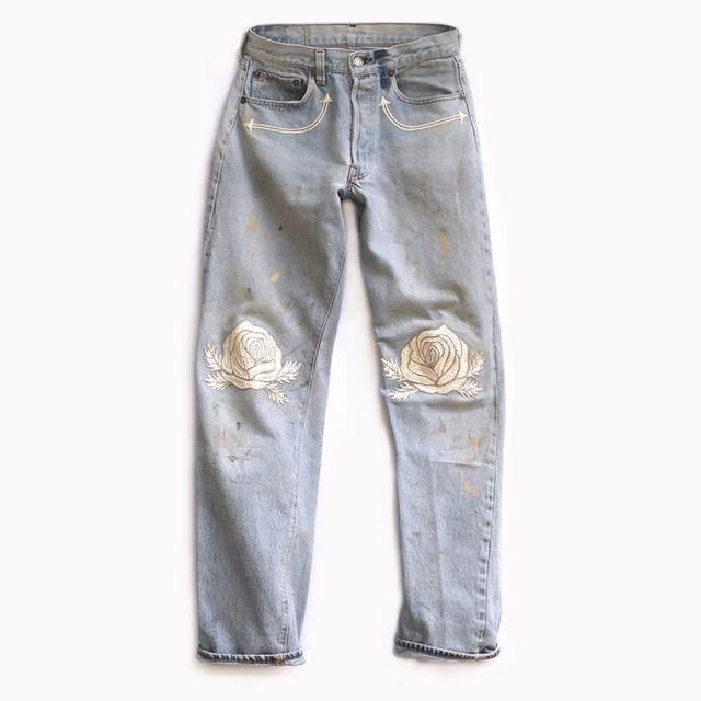 Festival-Ready Denim: Bliss and Mischief