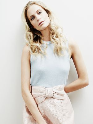 Poppy Delevingne Gives Us Her Ultimate Wardrobe Tips