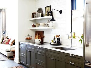 Inside a Toronto Row House With Elegant, Eclectic Style