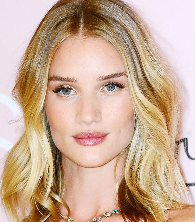 Rosie Huntington-Whiteley Debuts a Bob, and More Beauty News