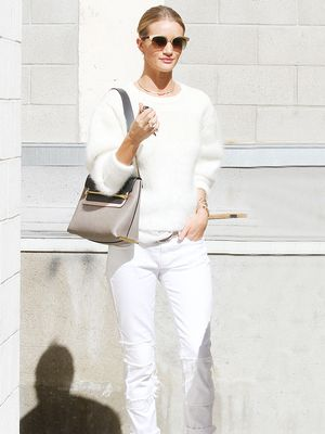 Rosie Huntington-Whiteley Reveals Her Top Denim Picks For Spring