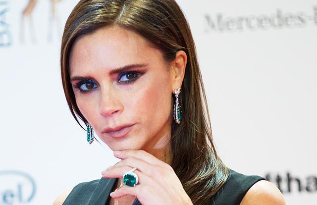 photo associated press - Victoria Beckham Wedding Ring