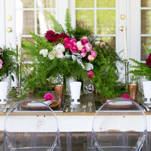 Get Inspired by This Beautifully Chic and Simple Garden Party