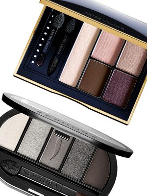 9 Eye Shadow Quads That Make Smoky Eyes Ridiculously Easy