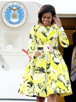 Every Single Amazing Look Michelle Obama Has Worn on Her Tour of Asia