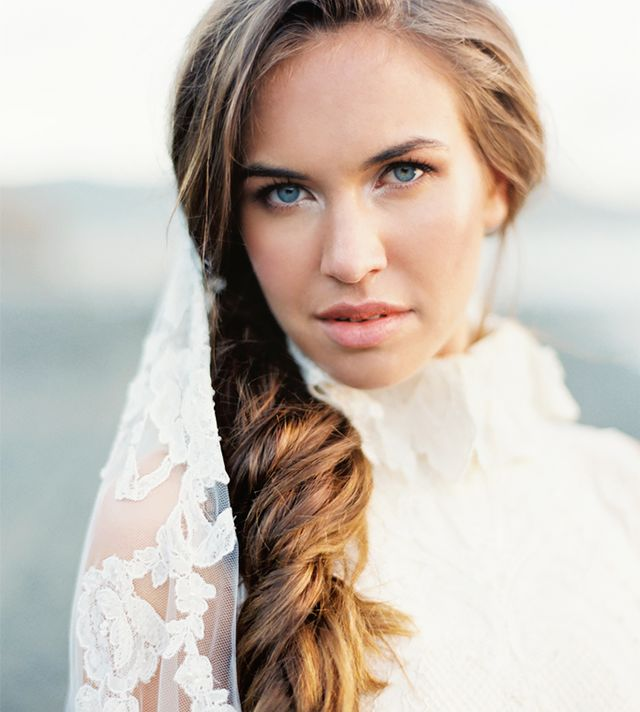 Applying Your Own Wedding Makeup : Would You Do Your Own Makeup for Your Wedding? Byrdie