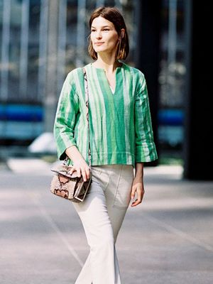 A Chic Spring Outfit Straight From the Streets of New York