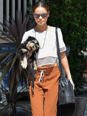 How to Stay Comfortably Chic This Spring, With Jamie Chung