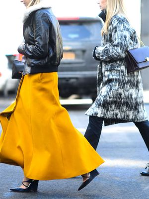 Are Fashion People Insecure Deep Down? One Major Editor Thinks So